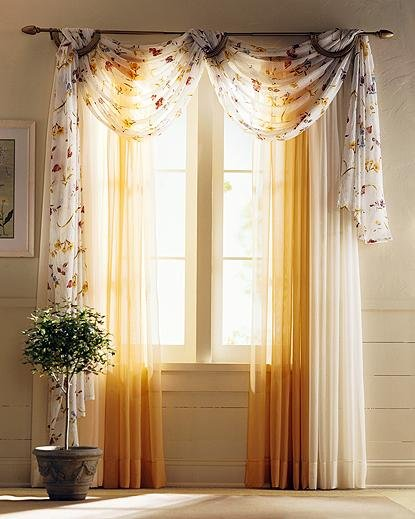 bedroom curtain design ideas