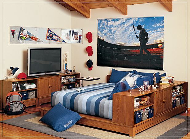 Teen room ideas - Cool teen boy bedroom ideas ...
