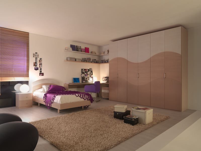 Teen room ideas - Comment decorer une chambre de fille ...