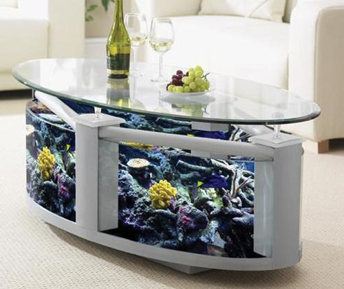 Aquariums different types of aquariums - Aquarium coffee table diy ...
