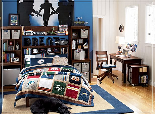 Promote teen room ideas 2 boys rooms for Decor boys bedroom ideas