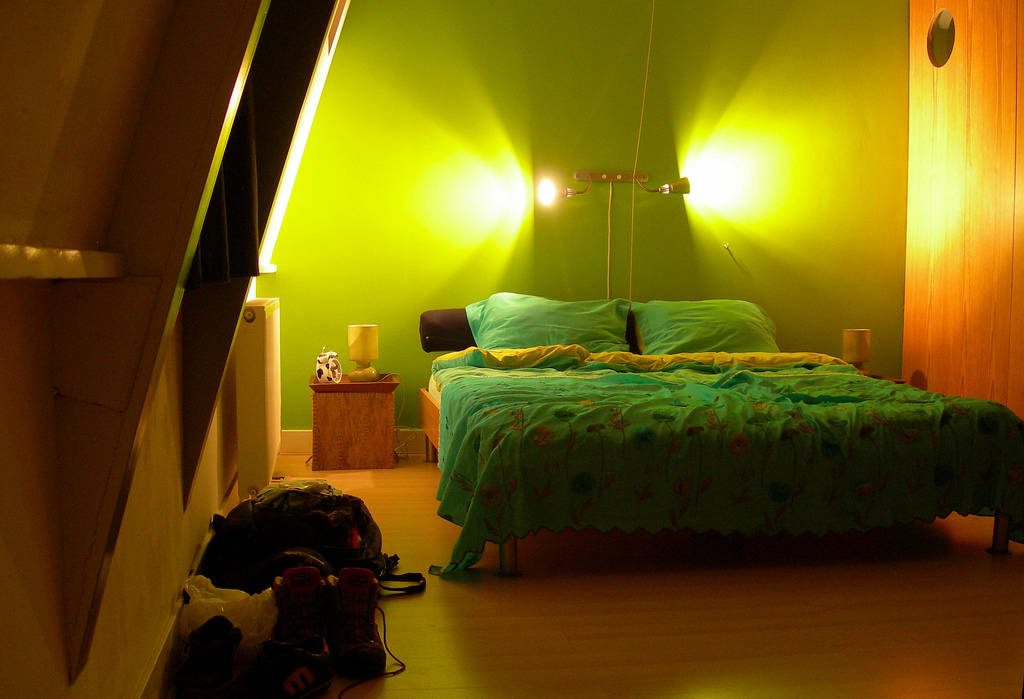 Interior Bedroom Lighting - Dim lights for bedroom