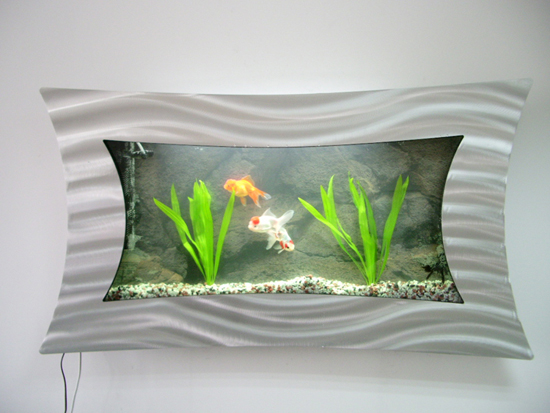 Aquariums, Different types of aquariums -> Aquarium Design Mural