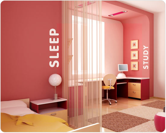 Teen room ideas - Designs for tweens bedrooms ...