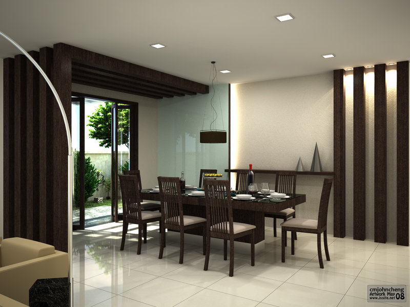 by chen chung min - Dining Room Design Ideas