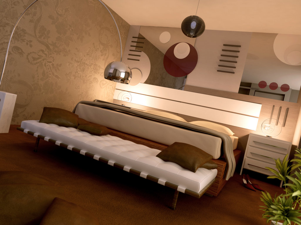 Interior Bedroom Lighting - Interior lighting design for living room