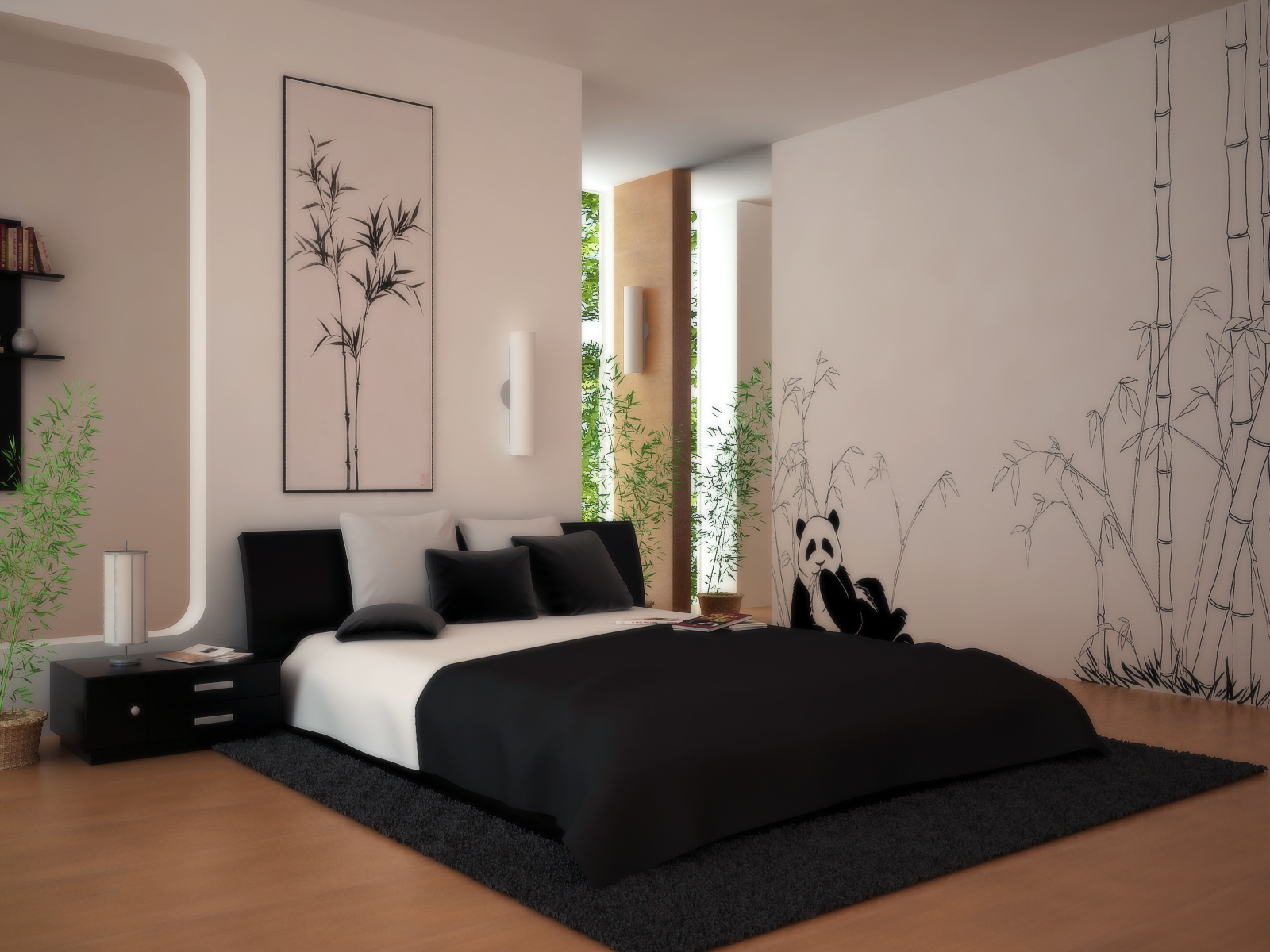 Trendy Modern Bedroom Design Ideas 1600 x 1200 · 923 kB · jpeg