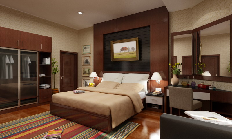 Bedroom design ideas for Bed room decoration ideas