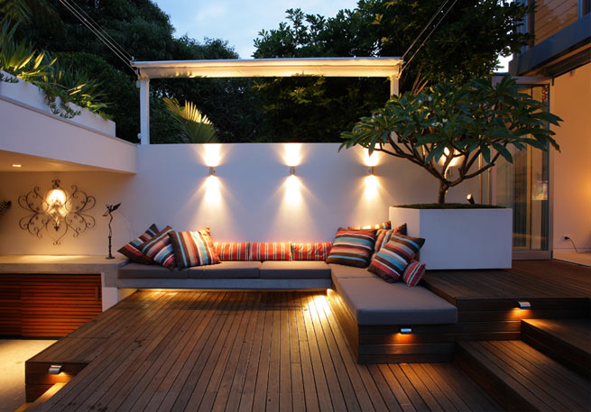 Kerala home plans with inner courtyard