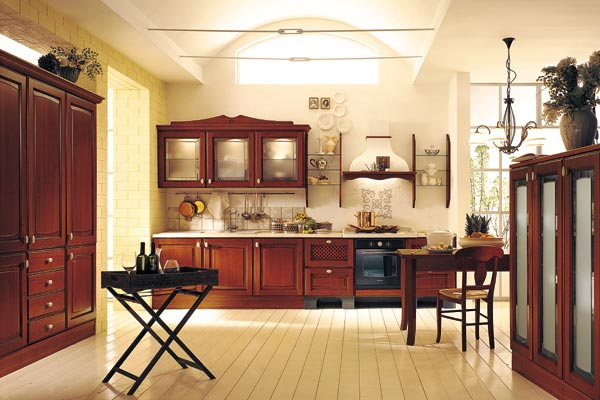 Traditional italian kitchens for Italian kitchen