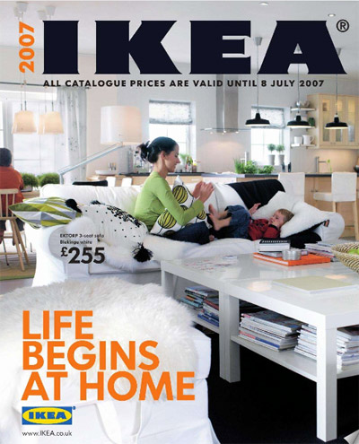Ikea catalogue