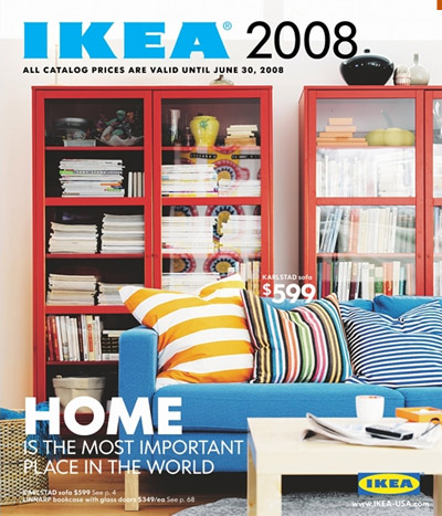 2008. Download Recent IKEA Catalogues