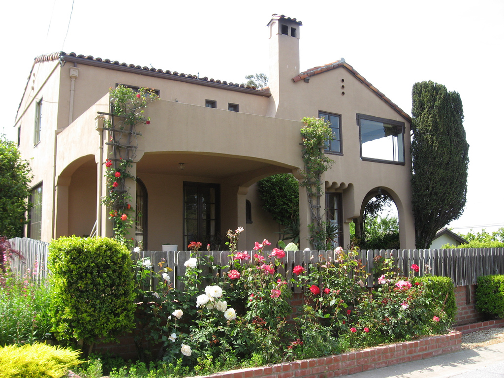 spanish style homes an updated spanish style home for sale in san marino