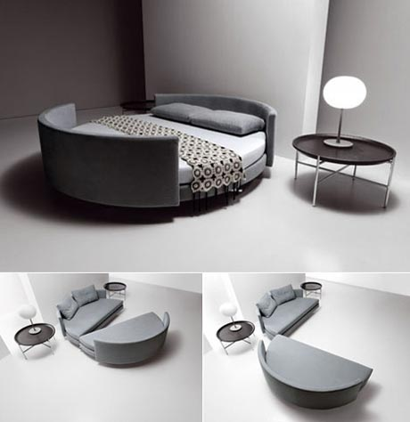 space saver furniture. Via Apartment Therapy Space Saver Furniture