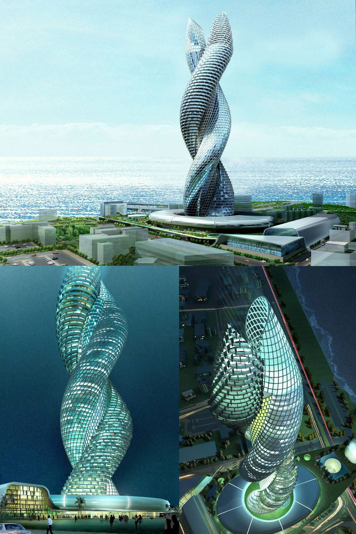 Amazing concept buildings for Concept building