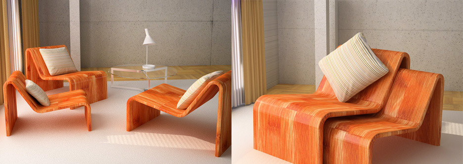 furniture that saves space. via yanko design furniture that saves space