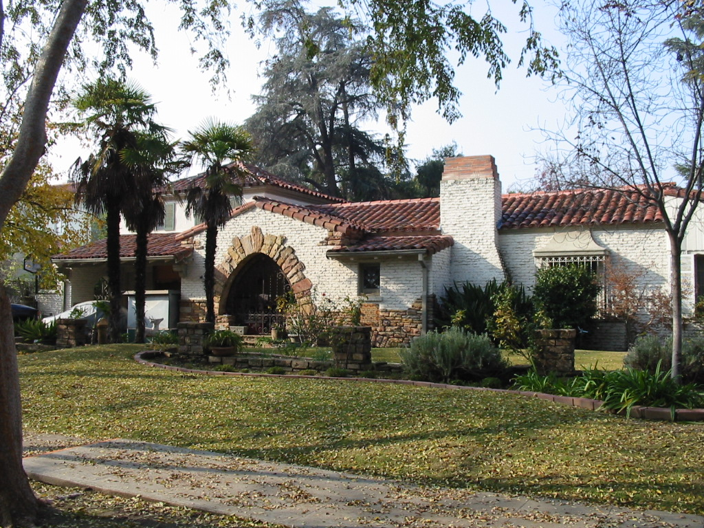 Green Homes Designs Style Spanish Style Homes
