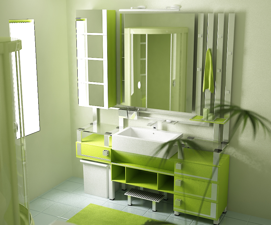 Bathroom Design Ideas green small bathroom interior design Bathroom Designs