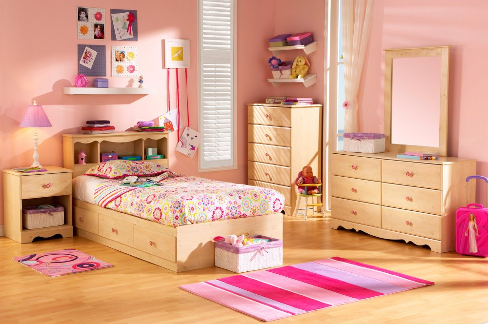 Kids room ideas 2 for Childrens bedroom ideas girls