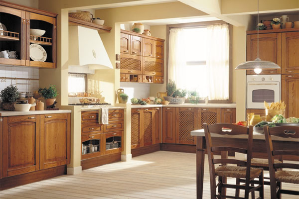 Kitchen designs are from European Cabinets