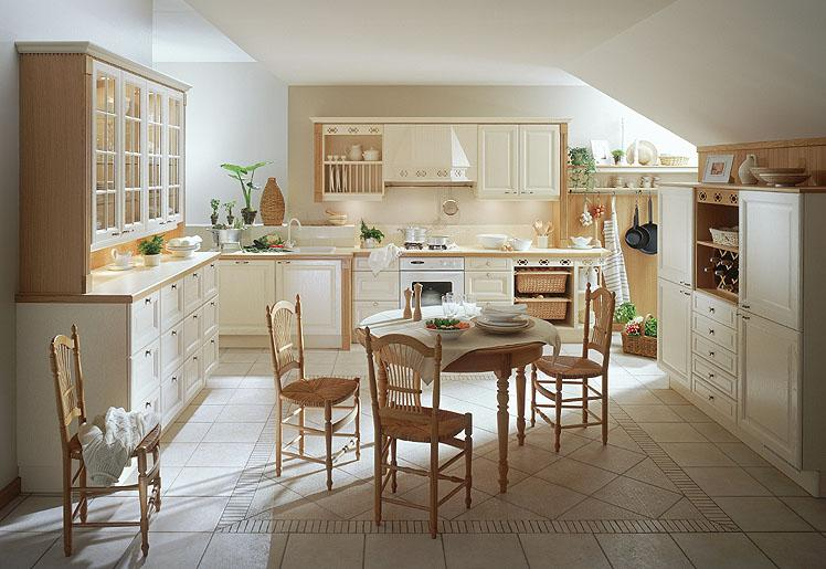 French country kitchens for Modern french country design