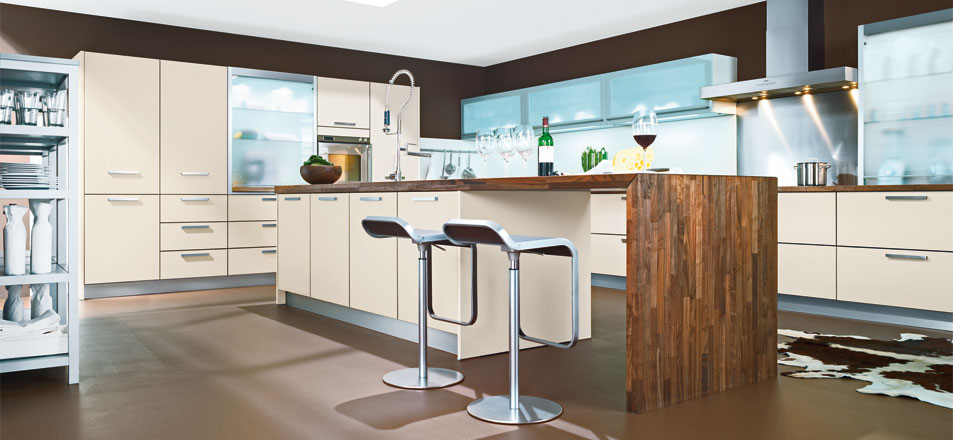 German kitchen for Modern german kitchen designs