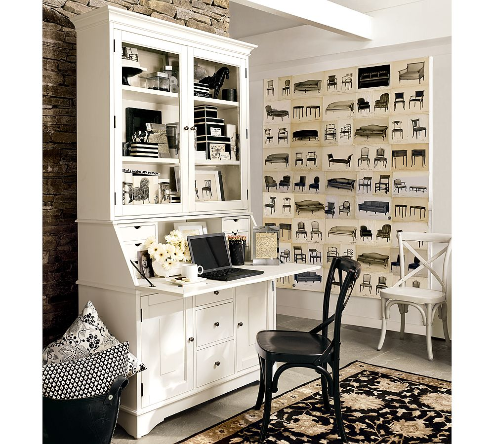 Home Office Interior Design Part - 23: Home Office Design