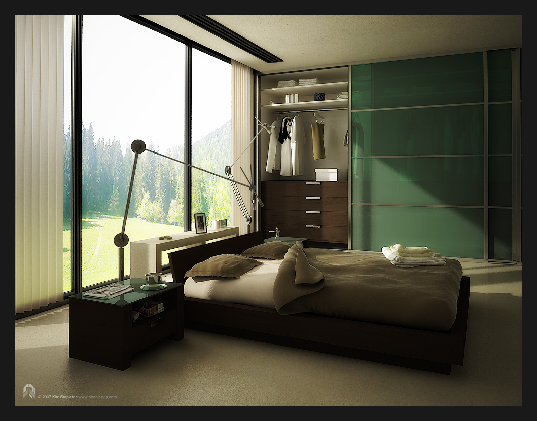 Bedroom Design Ideas and Photos - Set 4