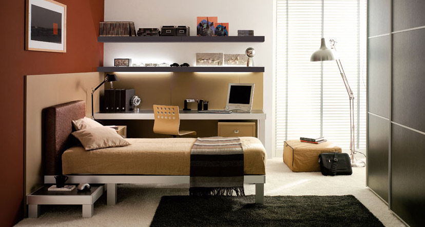 Teen room ideas for Designs for teenagers bedroom