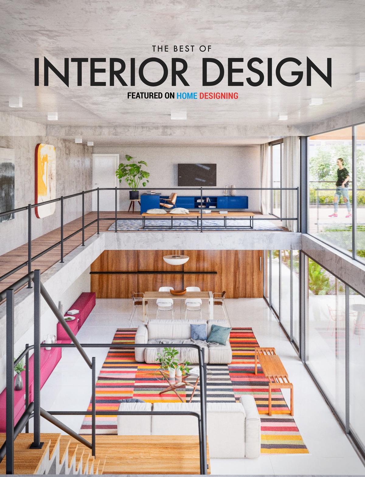 Free interior design ebook the best of interior design for Interior design styles types pdf