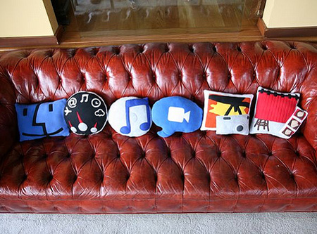 geek cushion