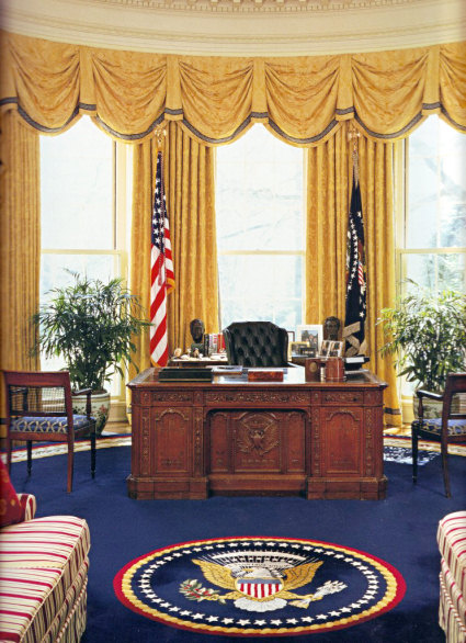 obama oval office decor interior clintons office oval interior photos