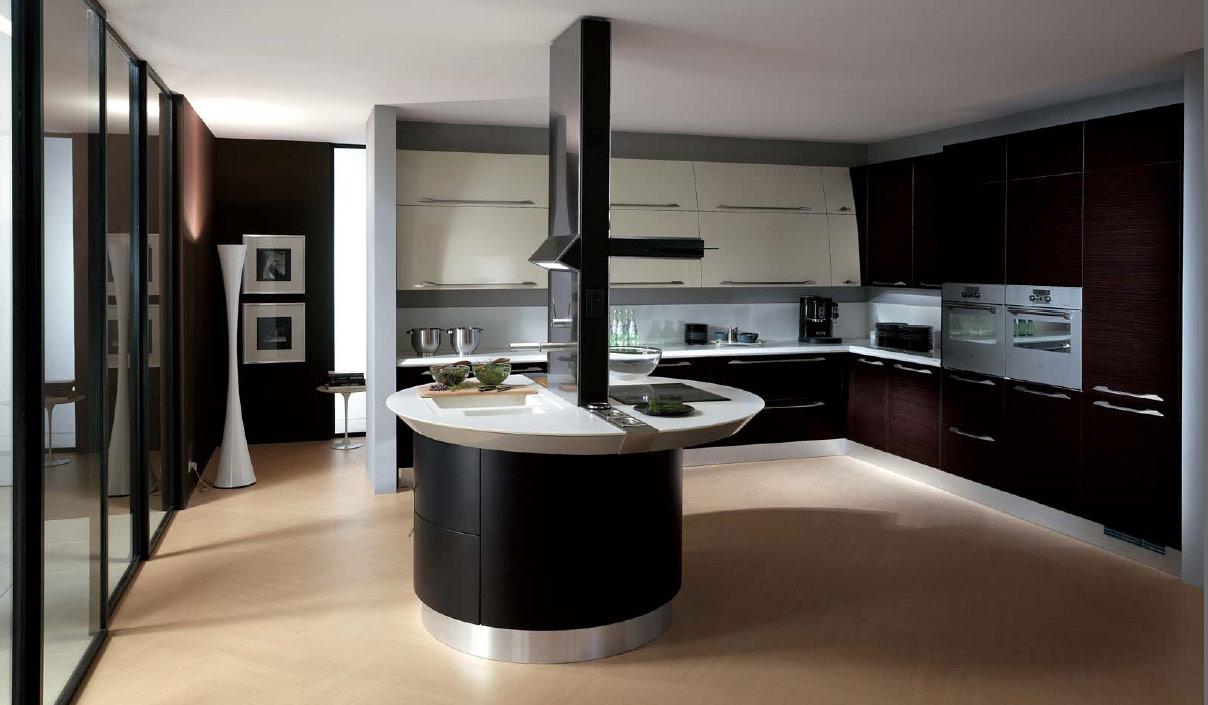 Italian kitchens from giugiaro designs for Modern italian design