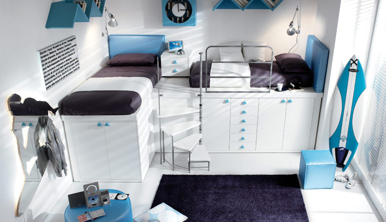 Bunk Beds And Lofts For Teens Room