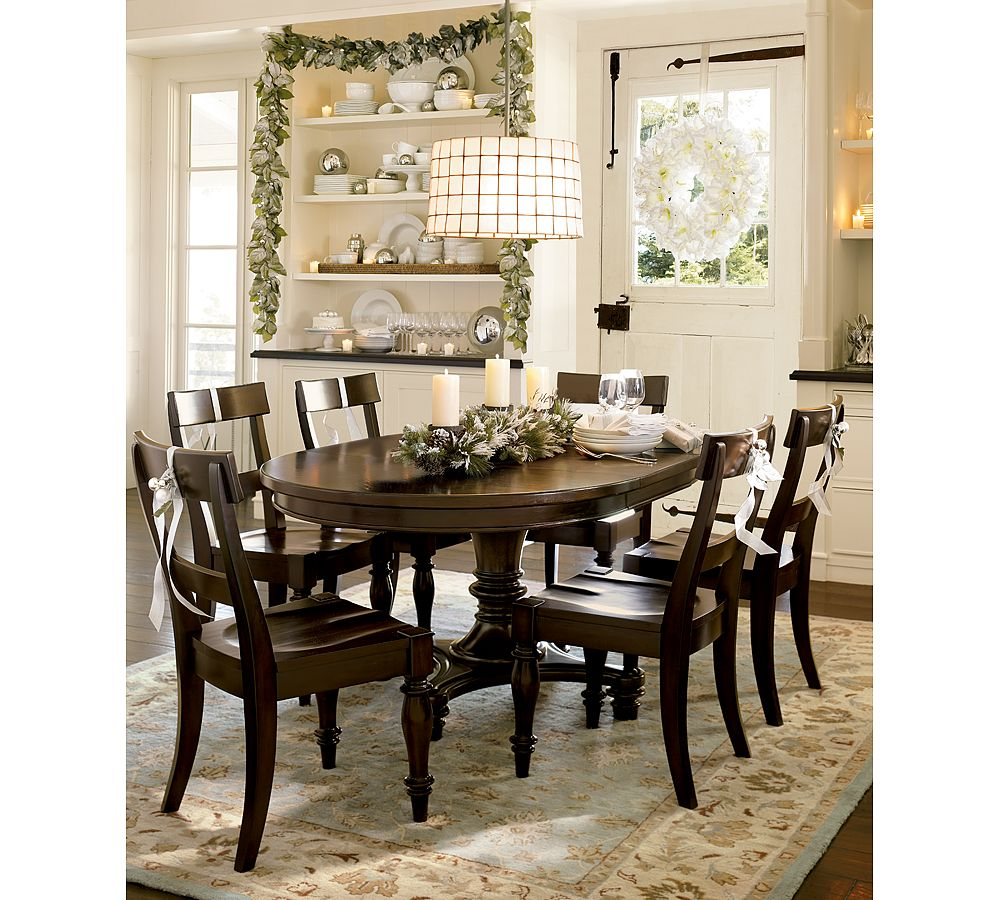 Dining room designs for Dining room table decor