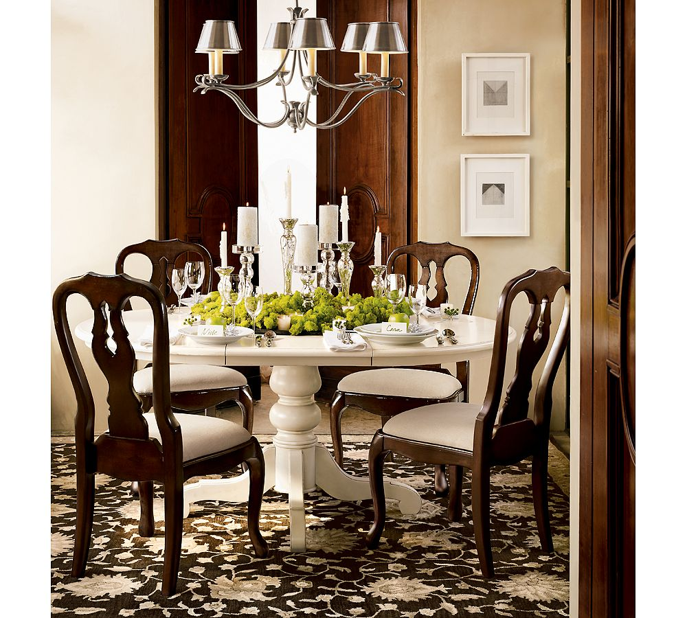 Pottery barn dining room white - Dining Room Inspiration Set 4 Dining Room Inspiration Set 4 Pottery Barn Dining Room