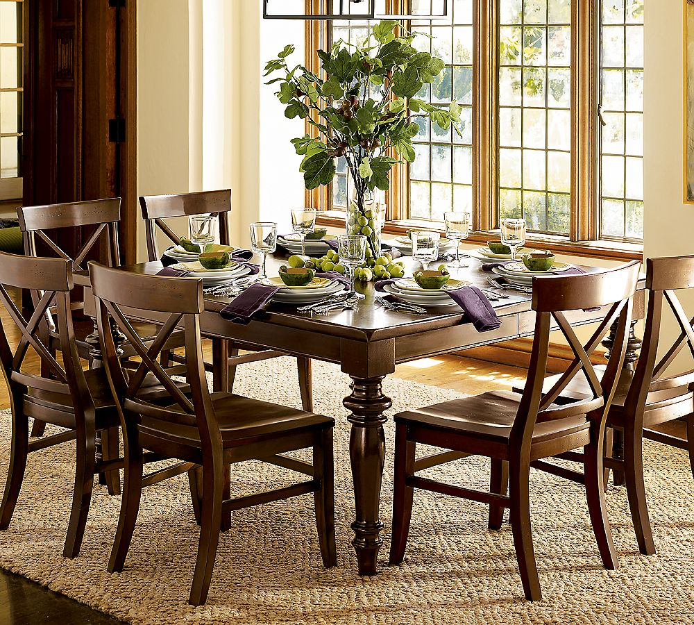 Dining room design ideas for Dining room table designs plans