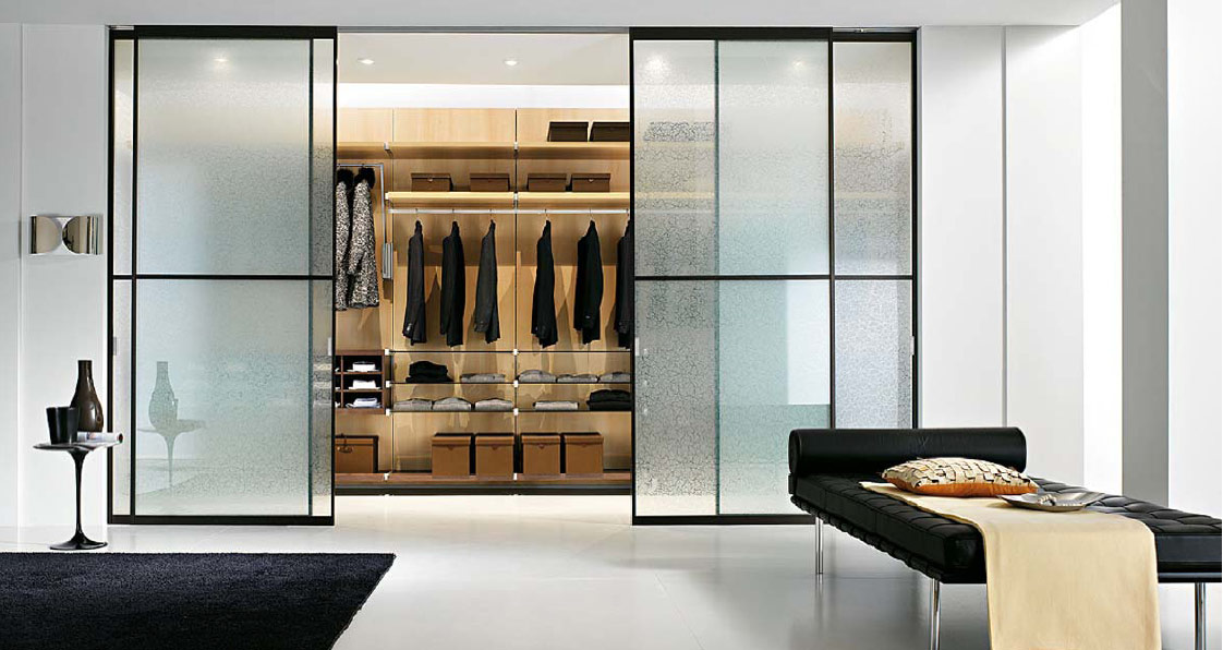 Walk in wardrobe designs and modular walk in wardrobe furniture - Wardrobe design ...