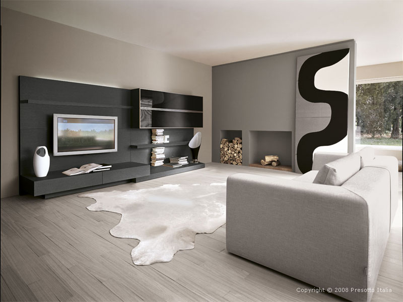 Outstanding Modern Gray Living Room 800 x 600 · 71 kB · jpeg
