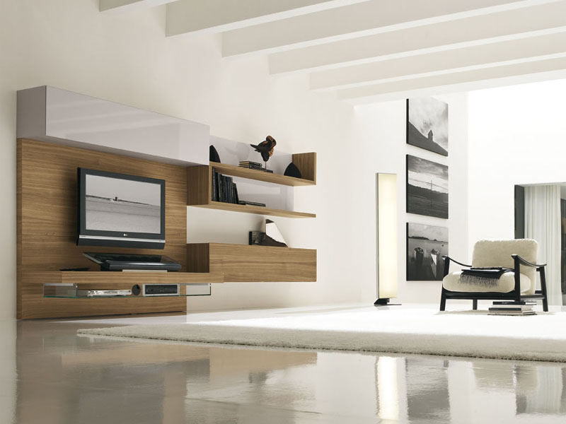 Modern living room design furniture pictures for Modern house living room