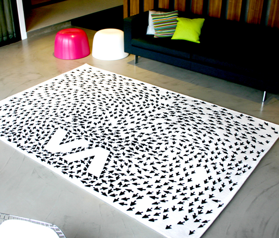 rugs with a difference