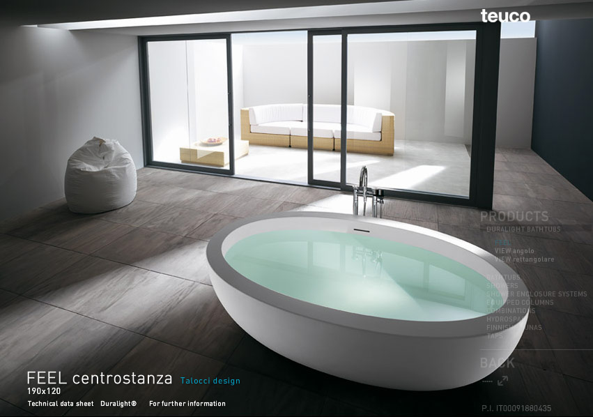 Modern bathtub designs for Bathroom tub designs