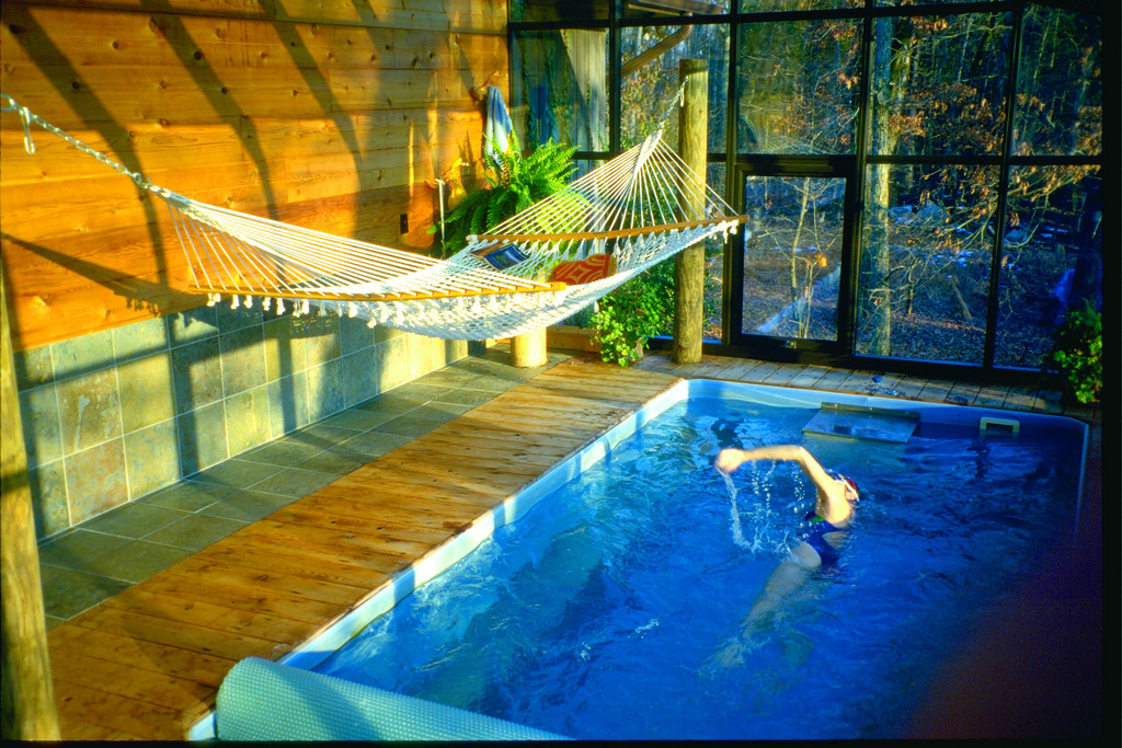 Indoor pools - Residential swimming pool designs ...