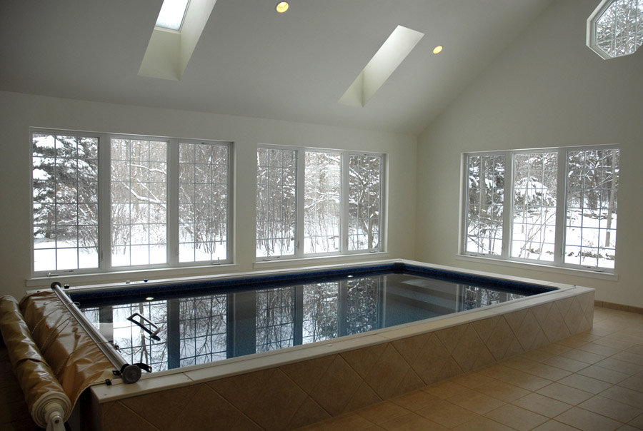 Indoor Pools In Homes Impressive Indoor Pools Decorating Inspiration