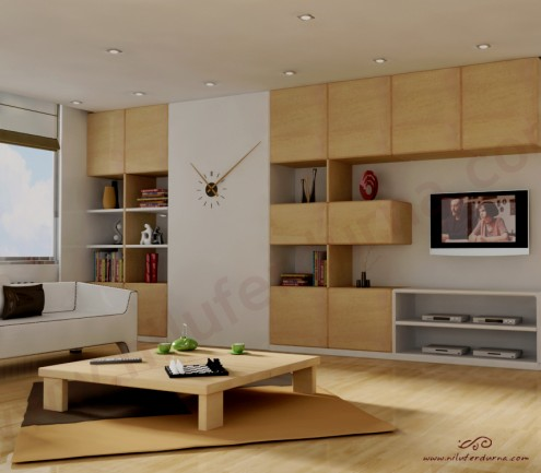 Living room alt 3 by niluferdurna 495x433
