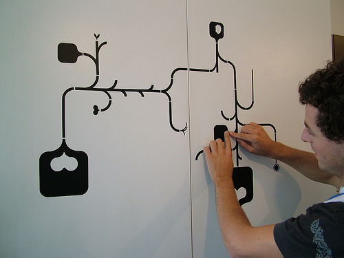 vinyl wall sticker - Wall Decoration Designs