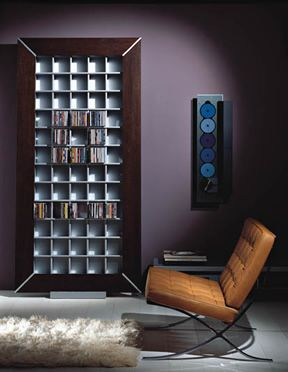 cd and dvd storage cases shelfsm racks and more. Black Bedroom Furniture Sets. Home Design Ideas
