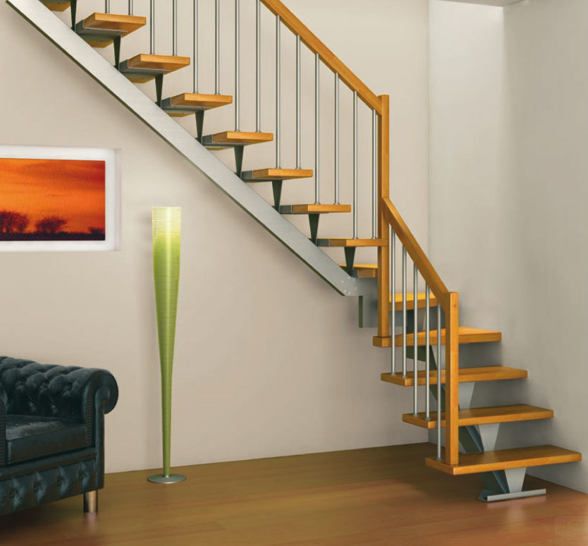 Inspirational stairs design for Interior staircase designs