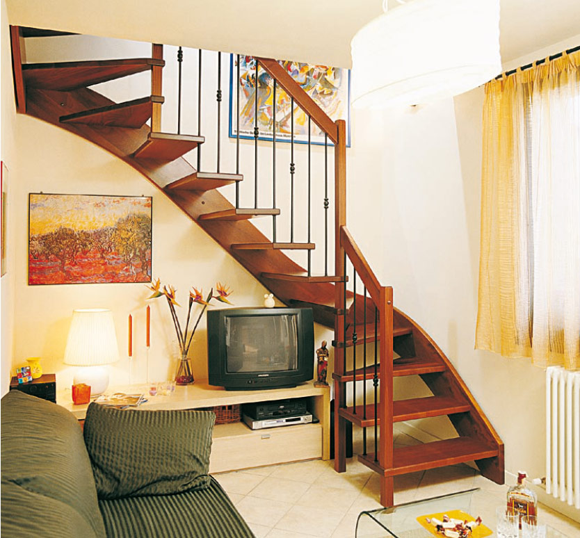 4 - View Simple Staircase Design For Small House Pictures