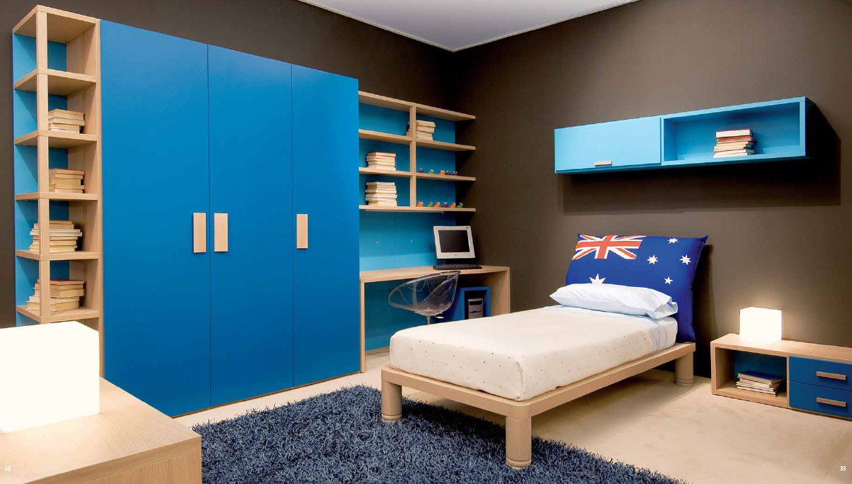 Kids room design ideas for Room design ideas for boy